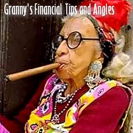 Granny's financial tips and advice for saving money with gift cards.